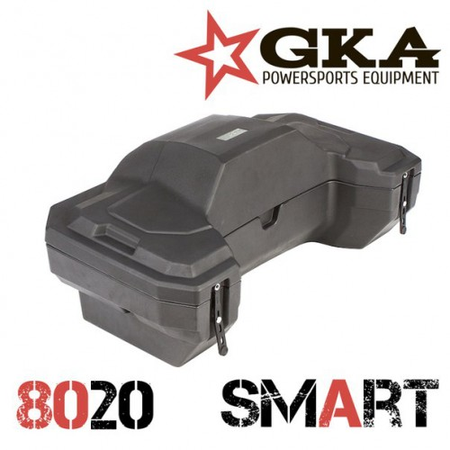 Кофр задний GKA SMART 8020