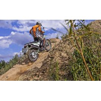 Мотоцикл Baltmotors Enduro 200