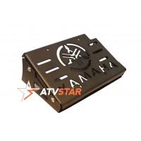 Комплект для выноса радиатора квадроцикла Yamaha GRIZZLY 550/700