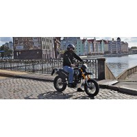 Мотоцикл Baltmotors Motard 200