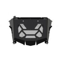 Вынос радиатора (черный) для Baltmotors